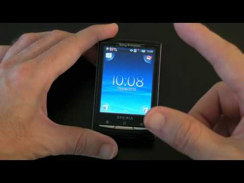 sony-ericsson-xperia-x10-mini-mobile-phone---unboxing-&-review