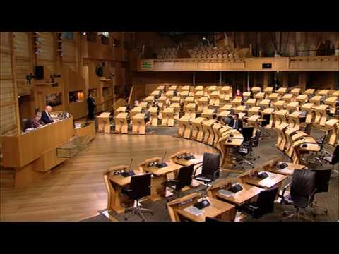Members' Business - Scottish Parliament: 15th March 2016