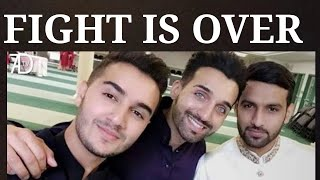 WHY SHAM IDREES ENDS HIS FIGHT WITH ZAID ALI AND SHAHVEER JAFRI