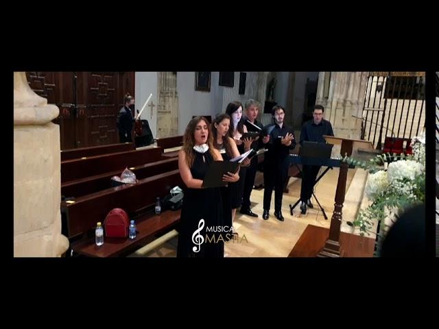 🟢 Novia 👰🏻Soprende 🎉 al Novio 🤵🏻| Outlander | Coro Bodas Madrid | Musical Mastia