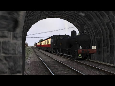 Heads of the Valleys Line/MTA Project for Train Simulator Govilon Introduction  