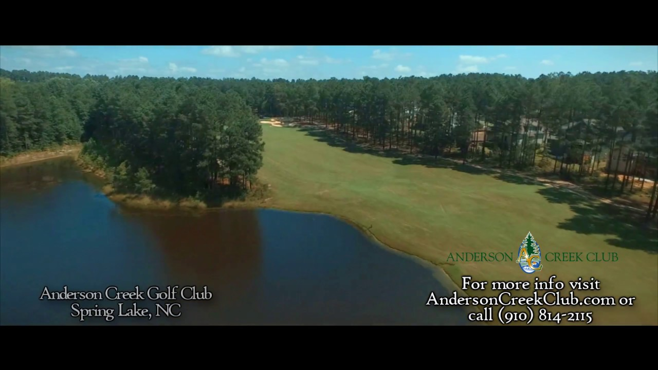 Golf Course - Anderson Creek Realty at Anderson Creek Realty