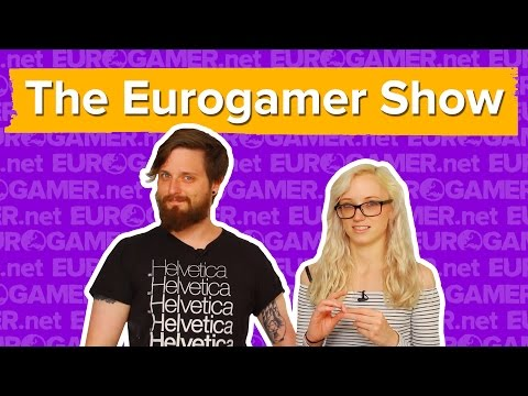 How to make your own Fallout 4 Pip-Boy, Gamescom 2015 & N++ - The Eurogamer Show