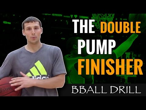 Double Pump Reverse Layup Drill For Basketball | Kyrie Irving