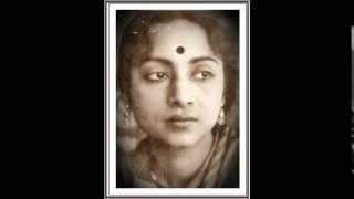 Geeta Roy -- Armaan Mere Dil Ke -- Ghayal (1951)
