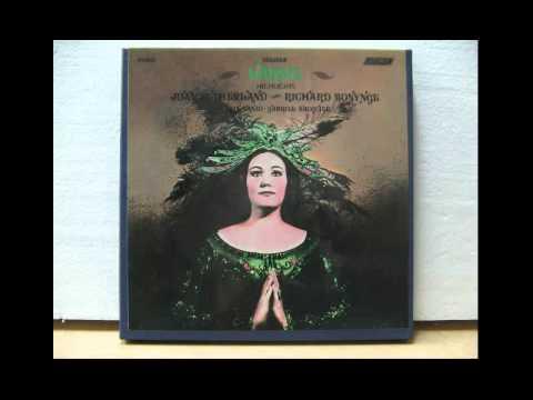 Delibes - Dome éspais le jasmin - Lakmé - Joan Sutherland & Jane Berbié [432Hz]