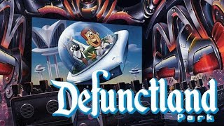 Defunctland: The History of the Funtastic World of Hanna-Barbera