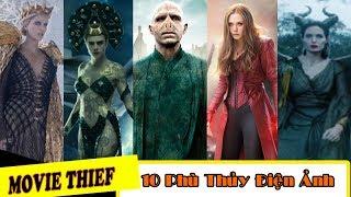 TOP 10 Phù Thủy Mạnh Nhất Trên Màn Ảnh| Best Witch| Ước Gì Được Mấy Chị Phù Thủy Bắt ĐI
