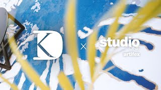 Korda Design x Studio One by Artifex | Collaboration Video