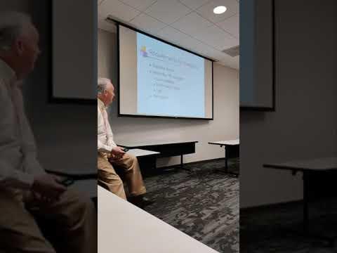 Dr  Westervelt on AML in St Louis