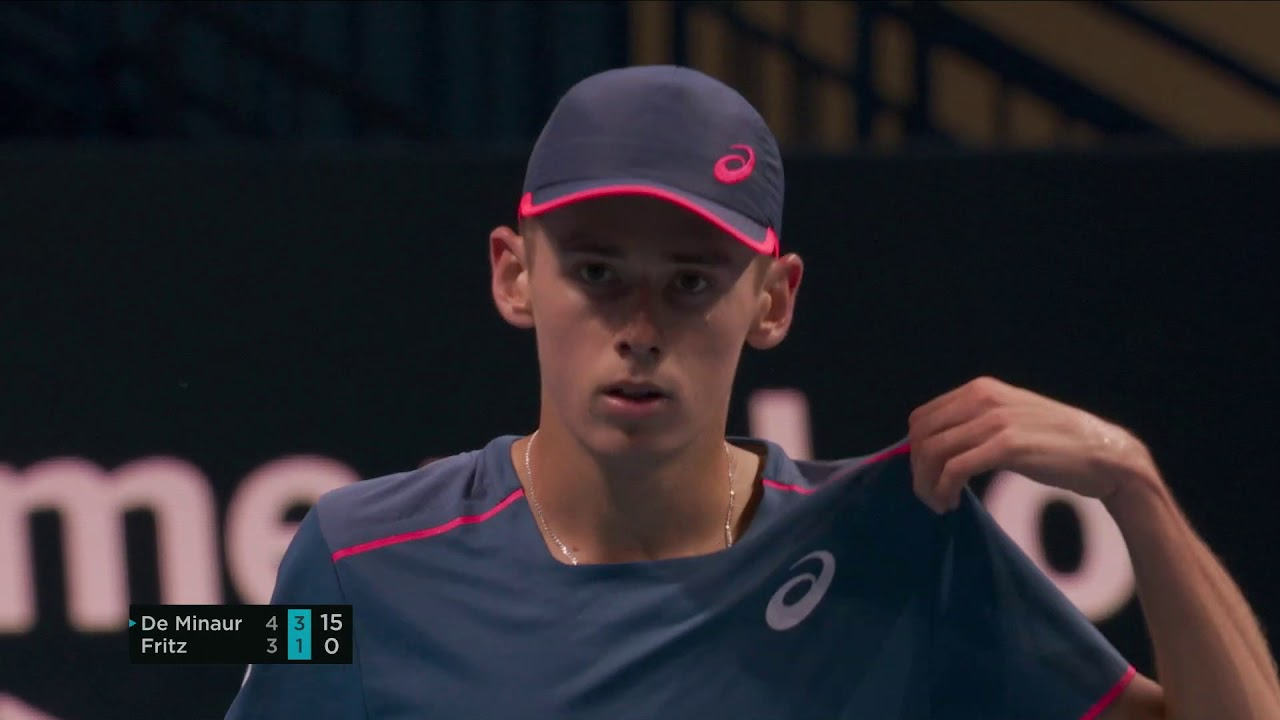 Highlights: De Minaur Completes Masterful Group Play Performance In Milan 2018
