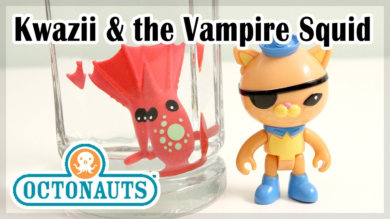 kwazii and the vampire squid