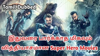 Top 5 Different Super Hero Movies || Hollywood Tamil Dubbed Movies Review || Movie's Machi
