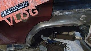 🤘 Cínování lemů 🤘 Povrchová úprava spojů 👉 Fakoř vlog_11