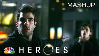 Heroes - Who Has the Best Power? (Mashup)