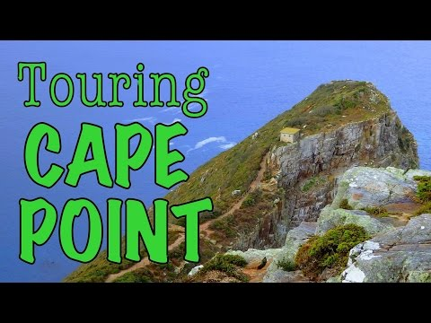 Touring Cape Point in Cape Town, South Africa