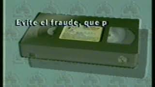 Video Copyright VHS Disney (español España) download MP3, 3GP, MP4, WEBM, AVI, FLV Agustus 2018