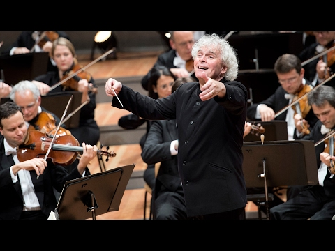 Free concert: Simon Rattle conducts Beethoven's Symphonies No. 4 & 7