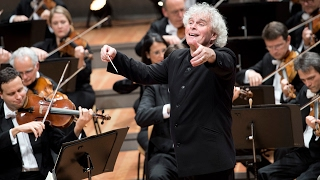 Free Concert Simon Rattle Conducts Beethoven S Symphonies No 4 7