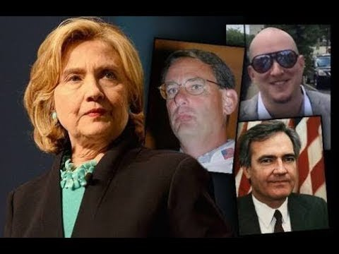 SHOCKING! CLINTON BODY COUNT BLOWN WIDE OPEN - THIS IS REALLY GETTING OUT OF HAND 8626