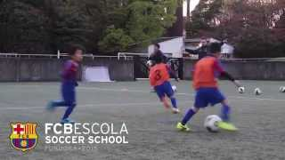 FCバルセロナスクール福岡校|テクニカルディレクターによるトレーニング