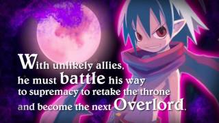 Disgaea PC Teaser Trailer