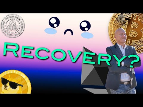 How & Why Bitcoin & Ethereum will recover, rather than second stage sell off
