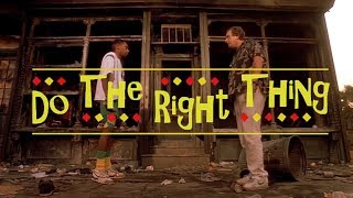 Do The Right Thing – Turn Up the Heat