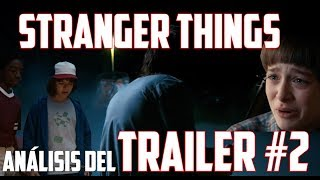 STRANGER THINGS | ANÁLISIS DEL TRAILER DE LA COMIC CON (THRILLER)