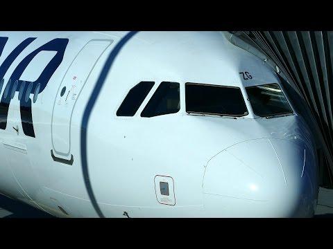 AY362 Finnair flight Oulu-Helsinki - A321SL OH-LZG