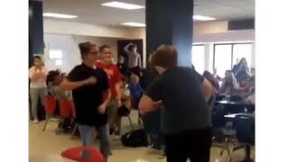 So This Is What Happens In School Kid Does Fortnite Dance