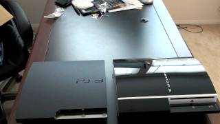 PS3 Slim vs. PS3 Fat