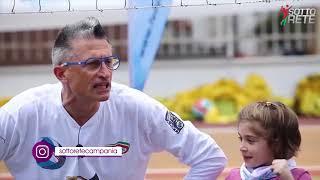 A Scuola di Volley S3 con Lucchetta