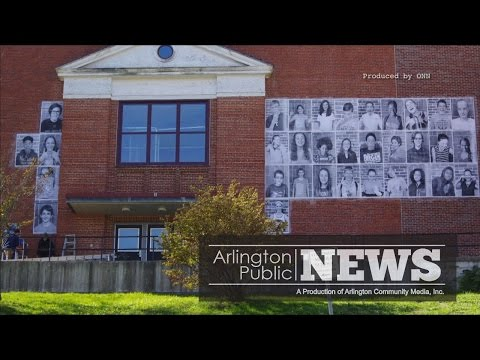 APN | Ottoson Middle School Portrait Art Project: Inside Out