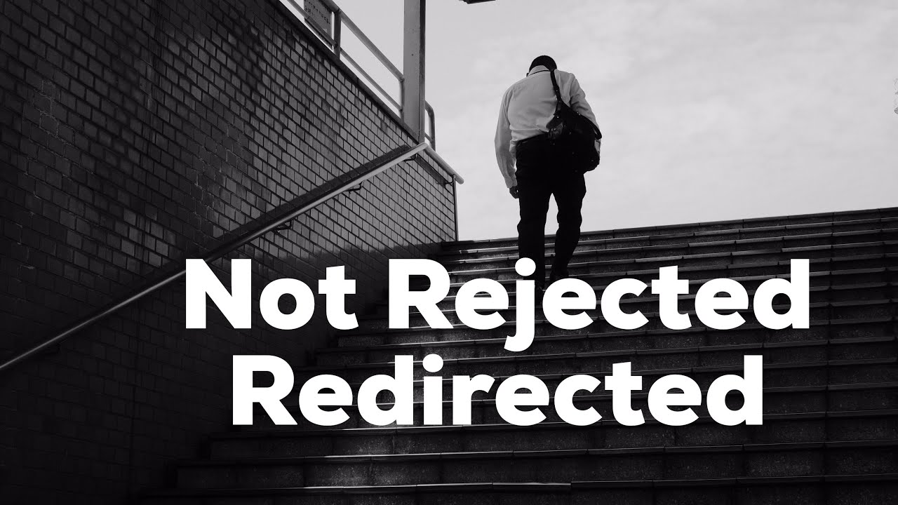 Not Rejected - Redirected - YouTube