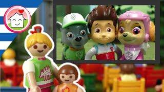 Playmobil ταινία Οι Paw Patrol στο καταφύγιο κροκοδείλων - Οικογένεια Οικονόμου