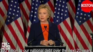Hillary Clinton Speech ( English subtitles ) on  Donald Trump and his National Security Policies