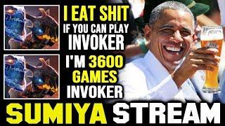 3600 Games Invoker Meets 10000 Games Invoker | Sumiya Invoker Stream Moment #1275