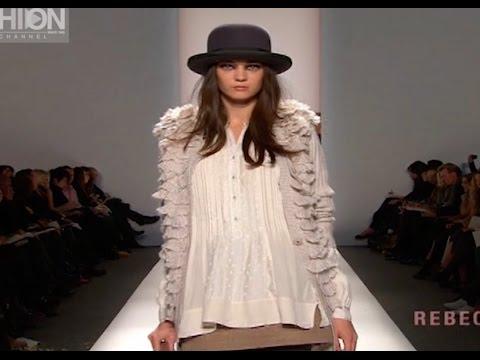 REBECCA TAYLOR Autumn Winter 2010-11 - Fashion Channel