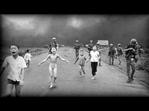 40 años de la foto de la niña del napalm
