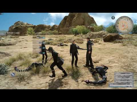 Final Fantasy XV: (Chapter.3) HD from YouTube · Duration:  1 hour 23 minutes 46 seconds
