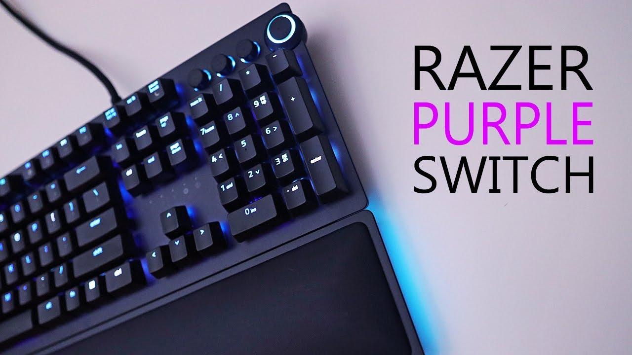 5d7cada4a8f Razer Huntsman Elite Optical Gaming Keyboard Review - YouTube