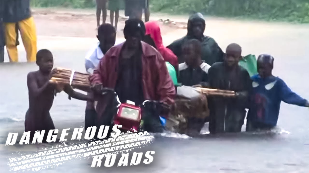 World's Most Dangerous Roads - Liberia: Infinite rains
