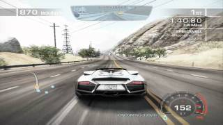 Need for Speed Hot Pursuit ~ Racer Gameplay ~ Spoilt for Choice
