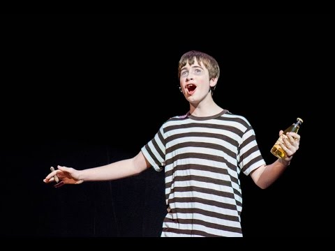 Pugsley Solo - What If - Addams Family Musical - Taylor Wallace