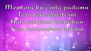 🔴Lirik Lagu Tak Sanggup Lagi - by Dinda Permata (Lyrics Full Music)