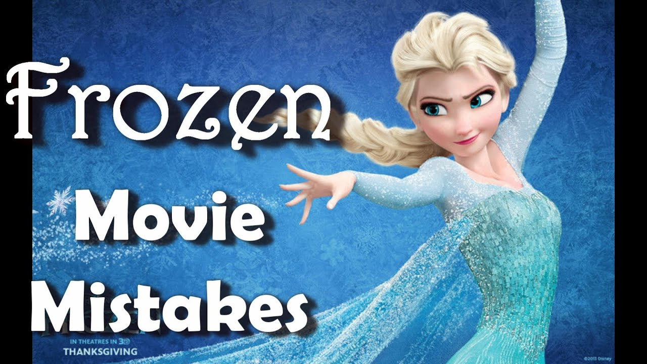 frozen movie Disney