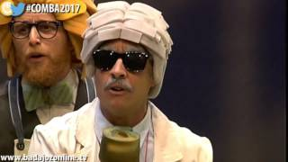los 3w preliminares 2017 concurso murgas carnaval de badajoz