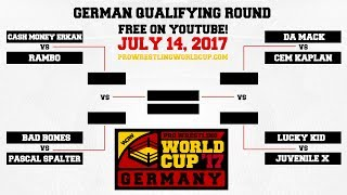 German Qualifier: Pro Wrestling World Cup - Full Show thumbnail