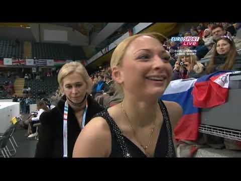 2011 E Elena Gedevanishvili SP B ESP